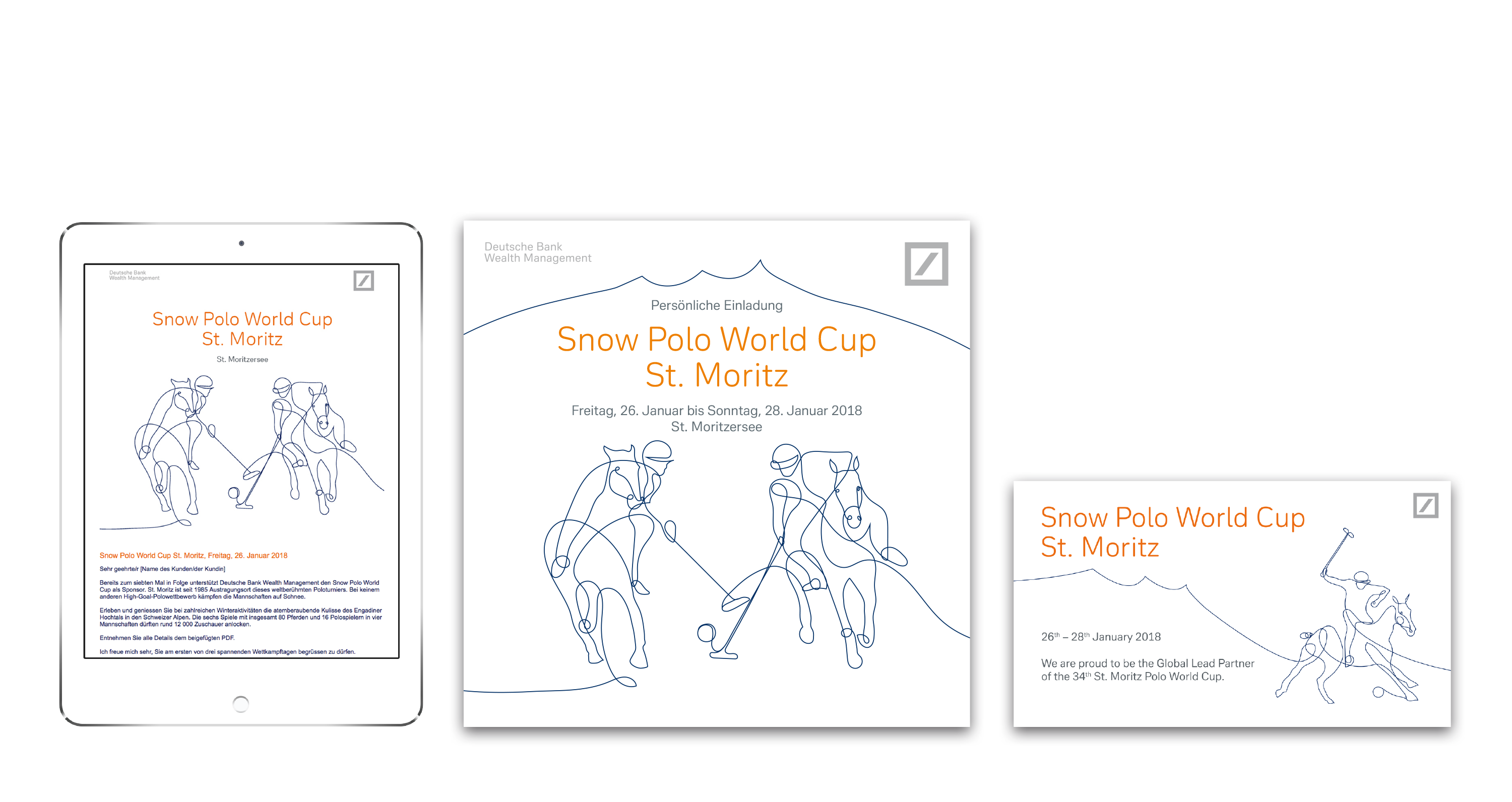 Simulation Snow Polo World Cup